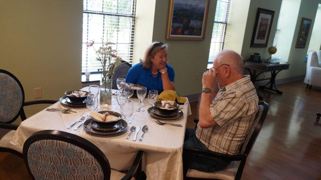 New Dining Area Conversation 7